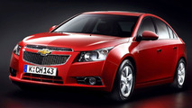 Chevrolet Cruze - First Details
