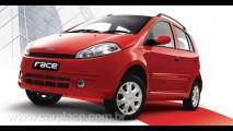 Chinês bem equipado: Chery Face chega em abril com airbags e freios ABS por R$ 29.990