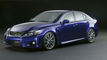 US Pricing for 2008 Lexus IS F Announced