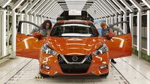 Nissan Micra, nosso March, começa a ser fabricado em nova geração na Europa