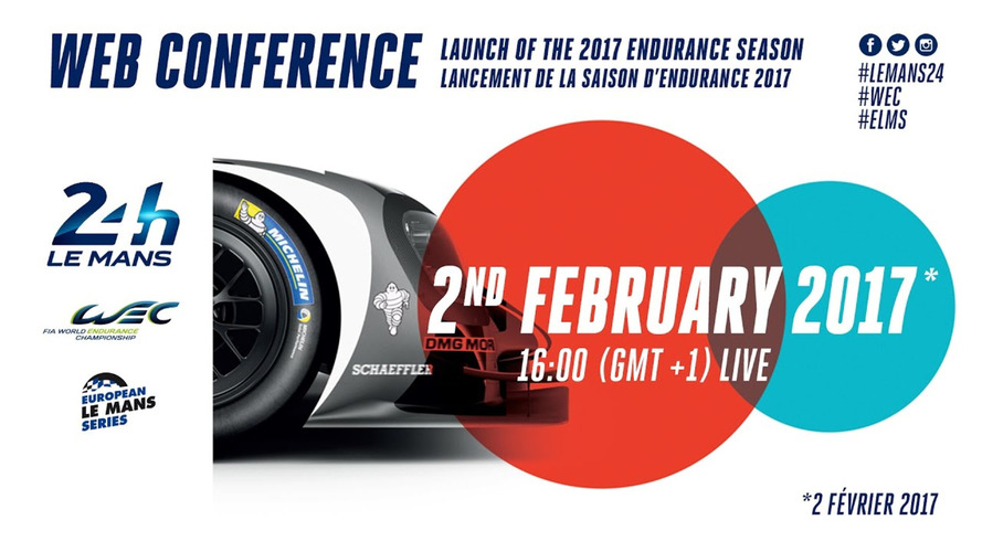 Le Mans 24H grid introduction live webcast on Motor1.com