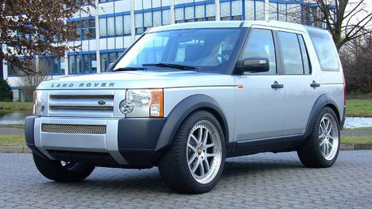 Range Rover Discovery III by Arden