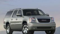2007 GMC Yukon XL at LA Auto Show