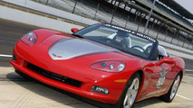 2005 Corvette Convertible Pace Car At The Indianapolis 500