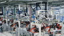 BMW Opens New Plant in Leipzig