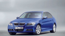 BMW 3 Series with M sport package