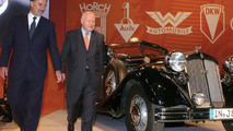 Audi Tradition Celebrates 100 Years of Car Manufacturing in Saxony