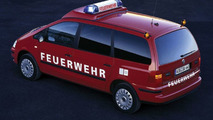 Emergency and special-purpose vehicles from Volkswagen