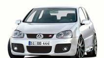 B&B tuned VW golf