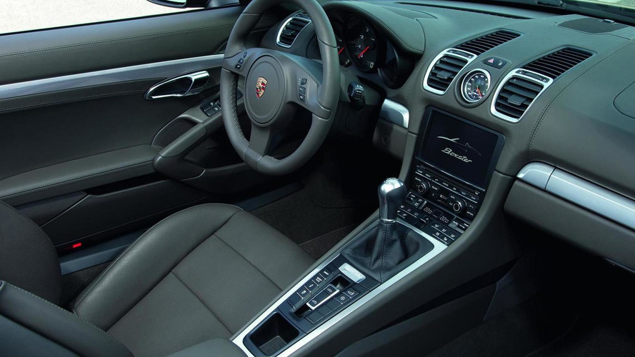 All-new 2013 Porsche Boxster revealed [videos]