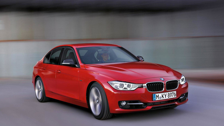 2012 BMW 3-Series pricing announced (US)