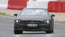 2012 Mercedes Benz SL63 AMG spied 15.06.2011