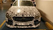 2016 Mercedes-Benz C-Class Convertible spy photo / IndianAutosBlog