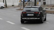 2010 BMW 5-Series Touring spy photo