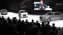 2012 Chrysler 300S & 300C Executive Series unveiled in New York