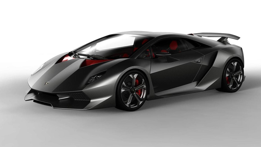 Lamborghini CEO confirms a new model for their 50th anniversary