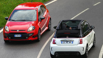 Abarth Punto Evo, Abarth 500C models launched, new images released
