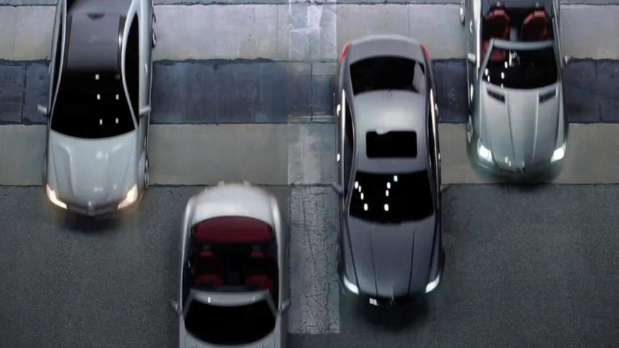 Mercedes teases C-Class Coupe & SLS AMG Roadster [video]