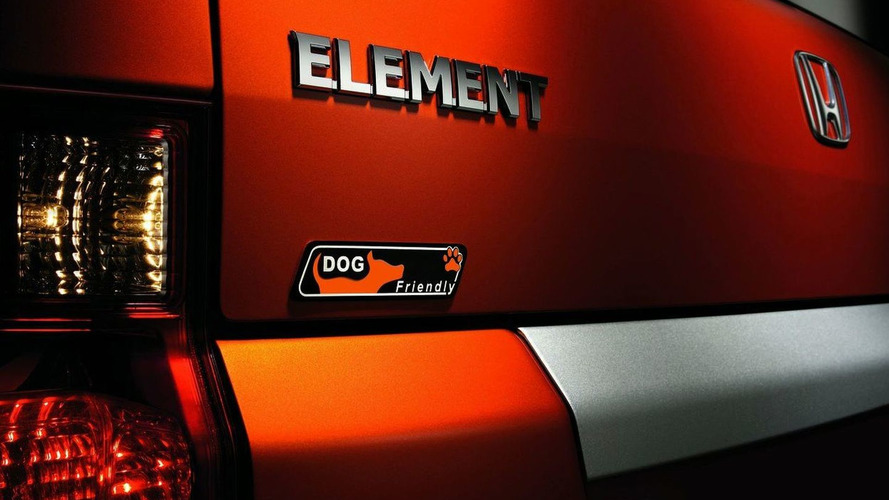 Honda Element Concept Transforms SUV into Dog-friendly Hauler