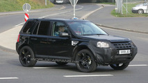 Land Rover LRX Test Mule