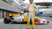 D'Ambrosio, Tung, to be Renault reserve drivers