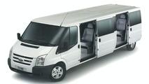 One-Off Ford Transit XXL