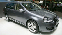 New VW Golf Variant  at Geneva