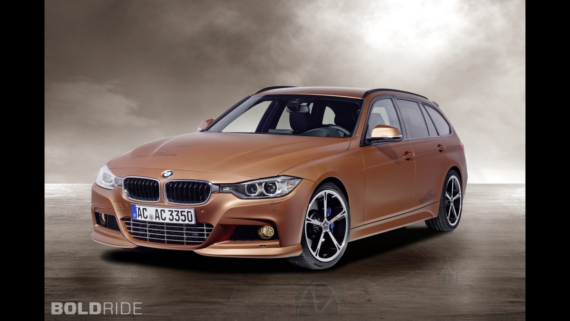 ac schnitzer bmw 3 series touring. Black Bedroom Furniture Sets. Home Design Ideas