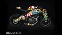 Magpul Ronin 1125R Motorcycle
