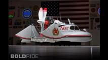 Tupolev N007 Gullwing Boat