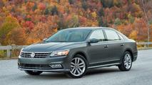2016 Volkswagen Passat (U.S.-spec)
