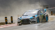 Behind the scenes with the Ford Focus RS RX rallycross car