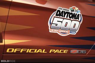 Chevrolet Corvette Z06 Daytona 500 Pace Car