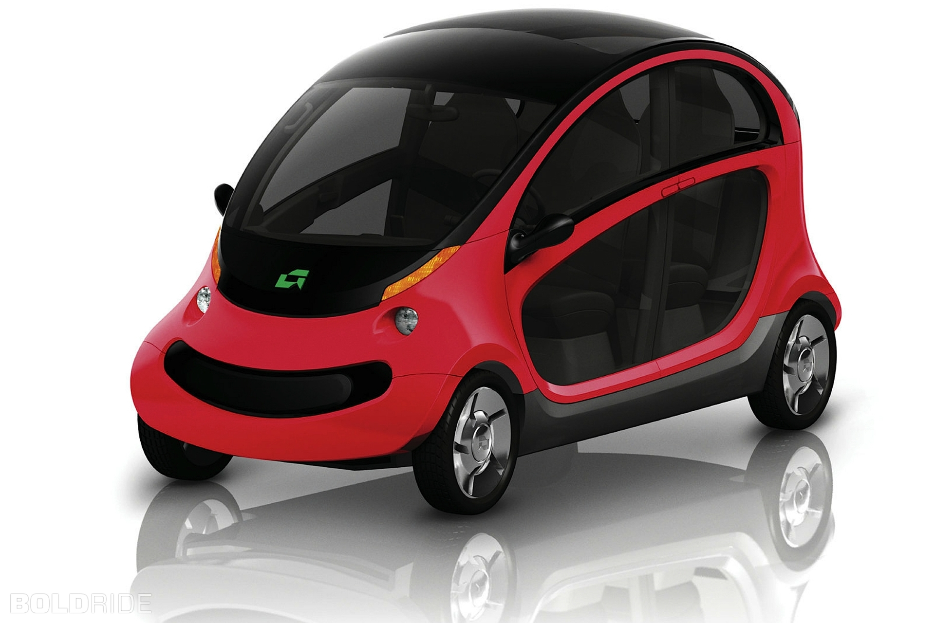 Gem Peapod Electric Car