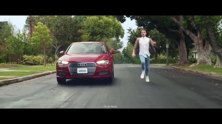 Audi Reprises Role In Dominos Remake of Ferris Bueller Scene