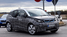 BMW i3 facelift spied with lowered suspension — is it the i3S?