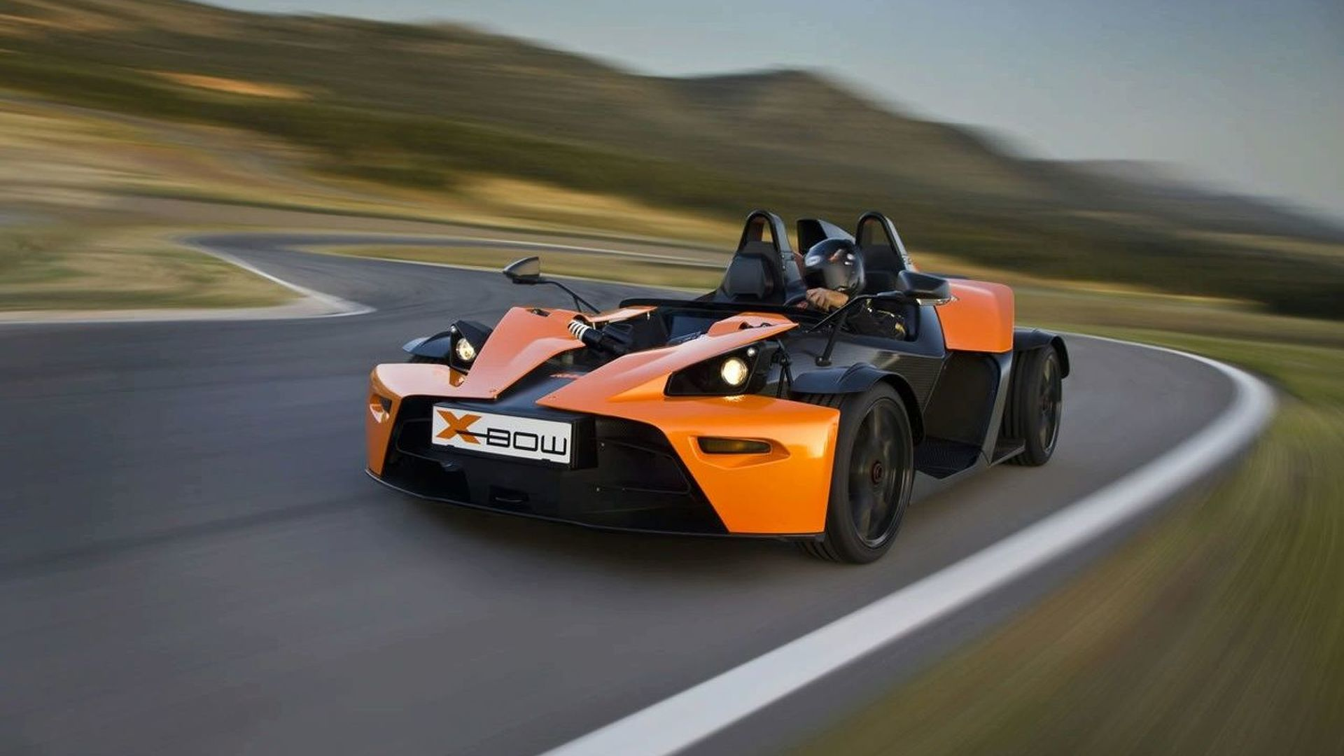 More Powerful KTM X-Bow set to be Unveiled at British Motor Show?