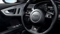 Audi A7 Sportback S-Line sports trim leaked image