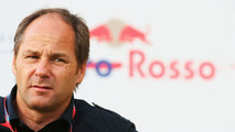 Berger pulled out because Toro Rosso not winning team