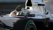 'Super' Kobayashi thrilled TV-watching Kubica