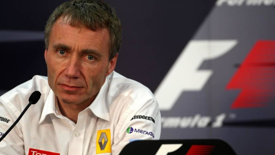 Former boss Bob Bell leaves Renault