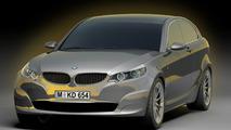 Next Generation BMW 1-Series Details Spilled