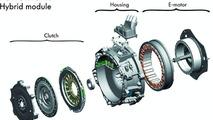 VW Touareg V6 TSI Hybrid Announced for 2010