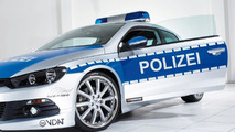 Tune It Safe VW Scirocco Polizei