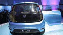 Suzuki R3 Concept MPV Revealed in New Delhi