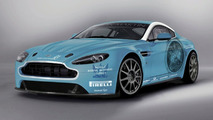Aston Martin V12 Vantage Nürburgring 24 Hour racecar 2009