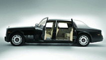 Extended Wheelbase Rolls-Royce Phantom Available in Europe