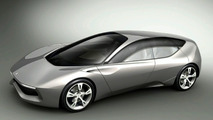Pininfarina Sintesi official info, new pic