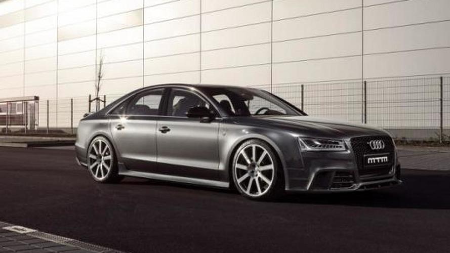 MTM unleashes Audi S8 Talladega with 760 HP