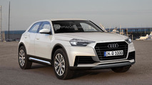 2016 Audi Q1 gets rendered